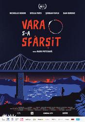 Poster Vara s-a sfârșit