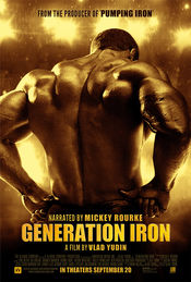 Generation Iron (2013) HD