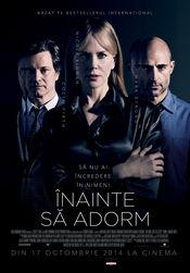 Inainte sa adorm - HD online subtitrat 2014