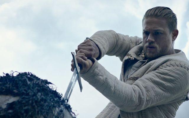 Film - King Arthur: Legenda sabiei