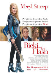 Ricki and the Flash - Rockerita (2015) Online Subtitrat HD