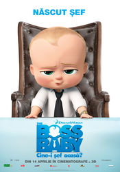 Poster The Boss Baby