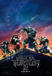 Teenage Mutant Ninja Turtles 2 (2016)