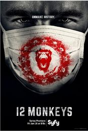 12 Monkeys (2015) – Serial TV Sezonul 1 Online Subtitrat