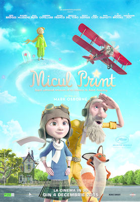 Micul prinț - The Little Prince