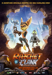 Ratchet and Clank Cavalerii galaxiei 2016 – Film online subtitrat in romana