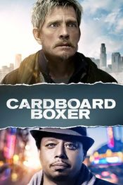 Poster Cardboard Boxer