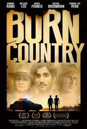 Poster Burn Country