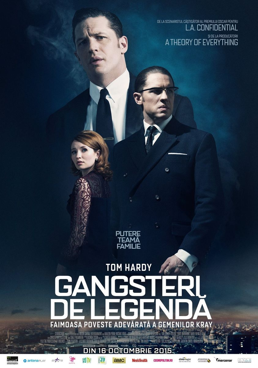 Legend 2015 – Gangsteri de legenda – Online Subtitrat HD