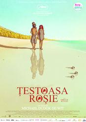 Poster La tortue rouge