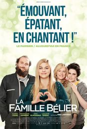 Poster La famille Bélier