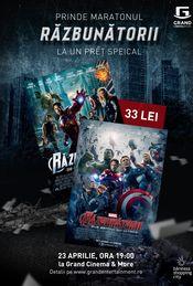 The Avengers Maraton online subtitrat