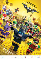 The LEGO Batman Movie (2017) Lego Batman: Filmul – Film online subtitrat in romana