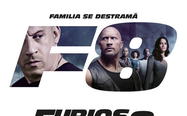 Film - Furios şi Iute 8