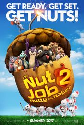 Poster The Nut Job 2: Nutty by Nature