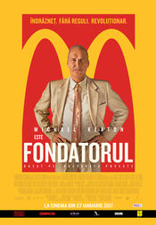 The Founder (2016) Fondatorul – Film online subtitrat in romana