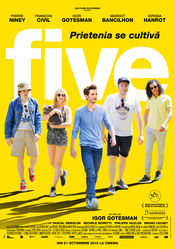 Five (2016) – Film online subtitrat in romana