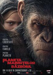 Planeta Maimuțelor: Războiul