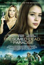 Poster Presumed Dead in Paradise