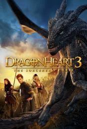 Dragonheart 3 : The Sorcerer's Curse - Inimã de dragon 3 : Blestemul vrãjitorului (2015)