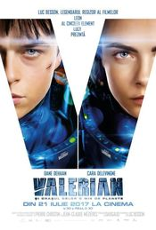 Poster Valerian and the City of a Thousand Planets