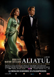 Allied (2016) Aliatul – Film online subtitrat in romana