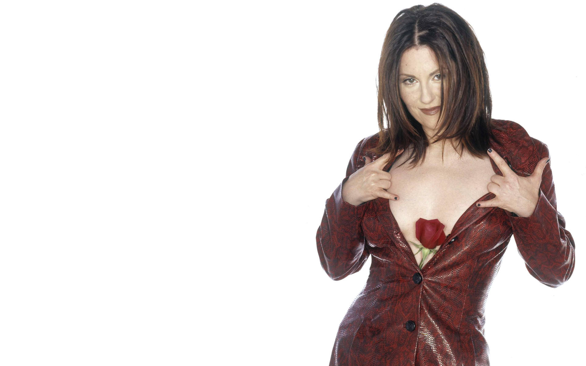 Megan mullally topless #12