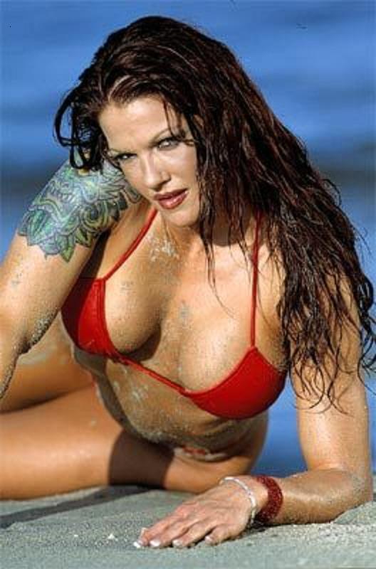 Wrestler francine nude — photo 6