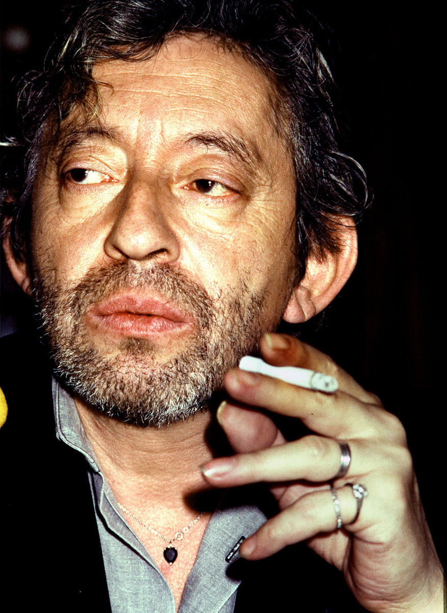 Serge Gainsbourg - Je T'Aime