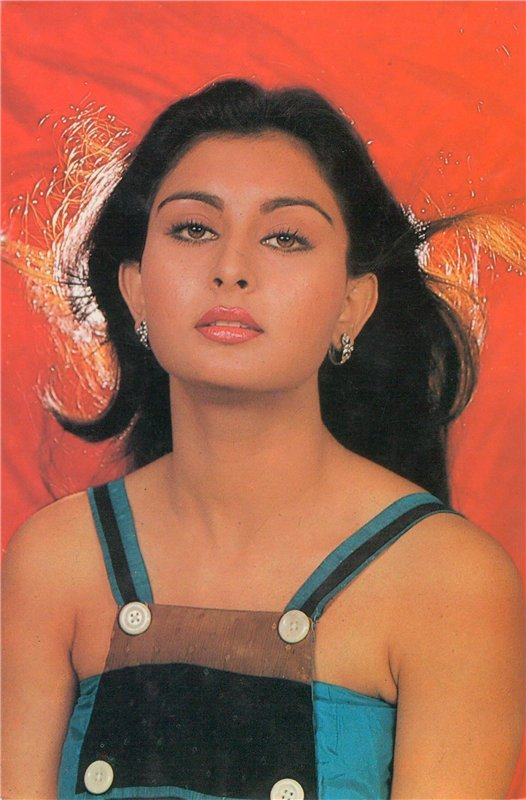 Poonam Dhillon - Actor - CineMagia.ro