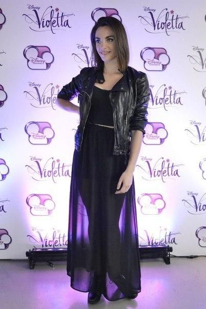 Cristina Valenzuela Violetta Poze Florencia ...