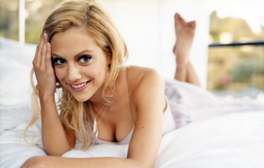 nue Brittany murphy