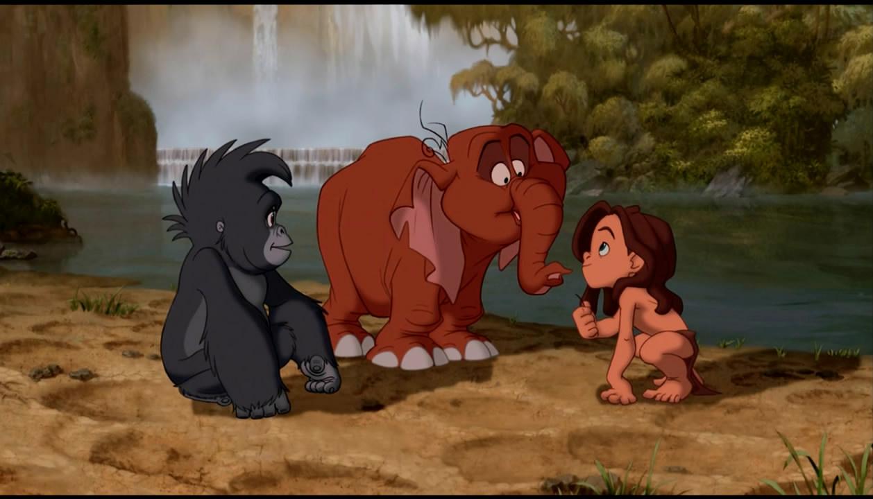 Tarzan (1999) Online Subtitrat in Romana