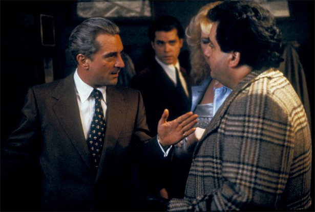 the production of goodfellas film studies essay Production: warner bros technicolour 35mm running time: 145 minutes filmed in new york city, 1989 with goodfellas , scorsese extends and refines his examination of those shadowy figures at the edge of collective media consciousness who seem both to shun exposure and to covet a dubious.