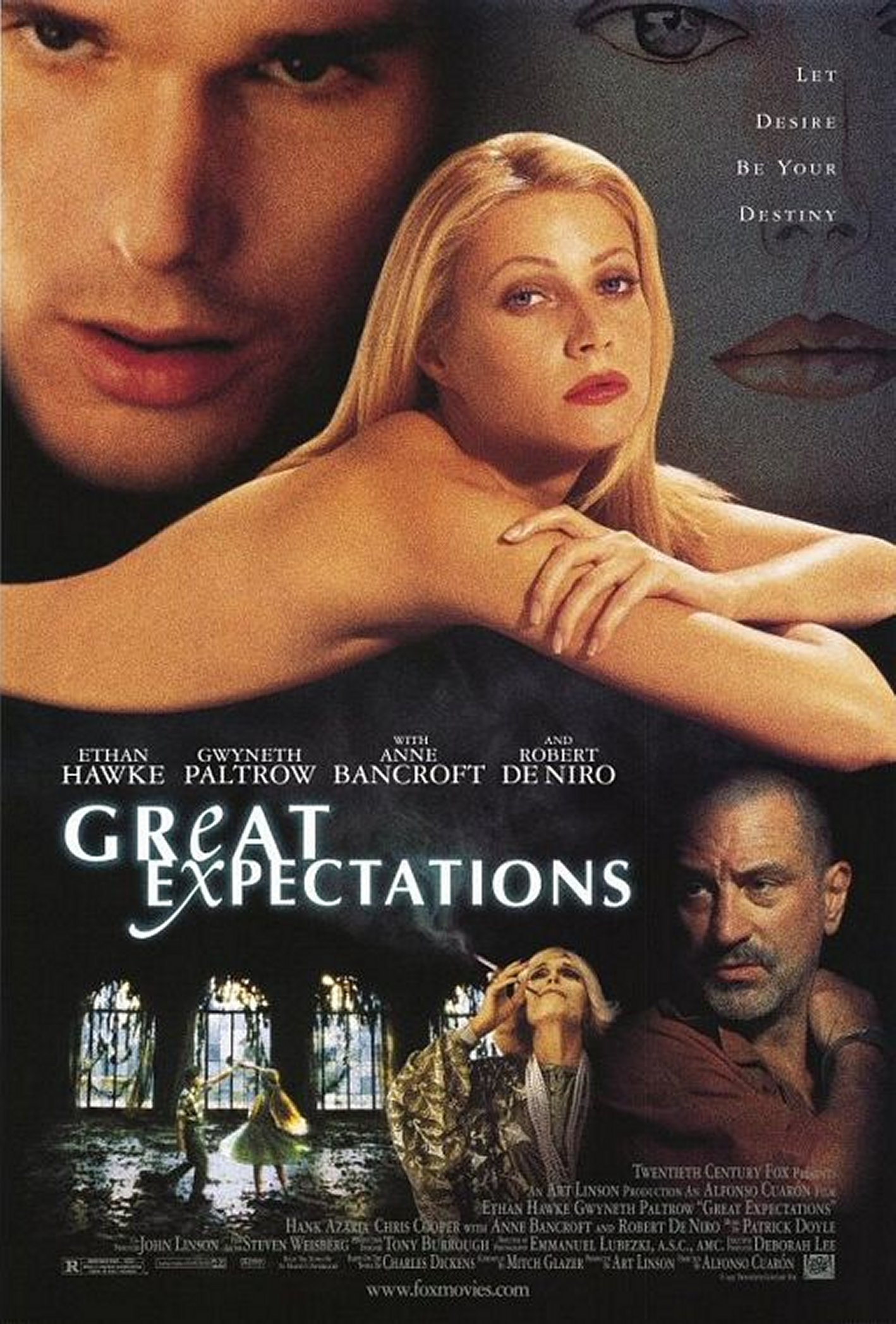 poster great expectations 1998 poster marile speran e poster 1 din 2. Black Bedroom Furniture Sets. Home Design Ideas