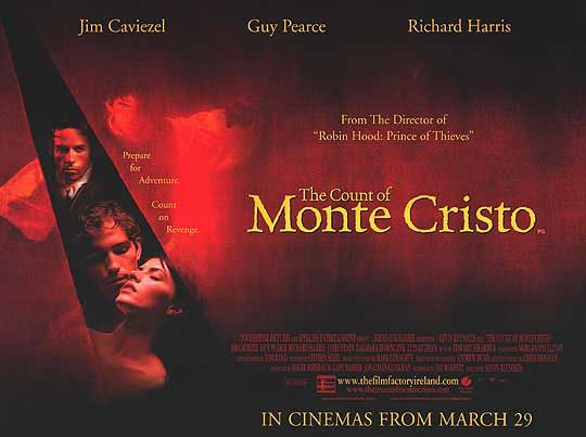 a descriptive analysis of a mans rise and downfall in the count of monte cristo