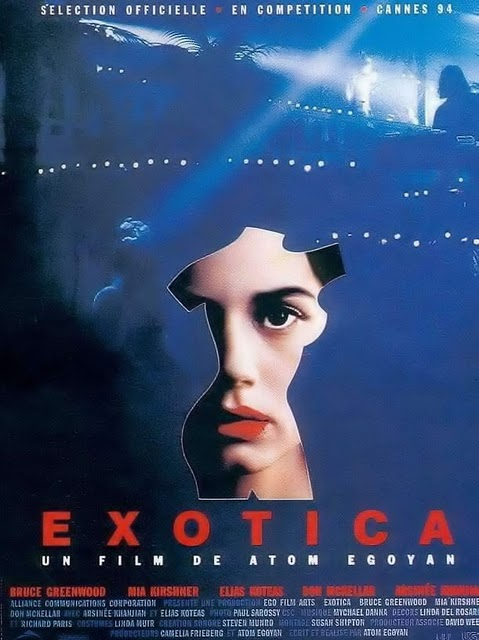 Poster Exotica (1994) - Poster 3 din 4 - CineMagia.ro