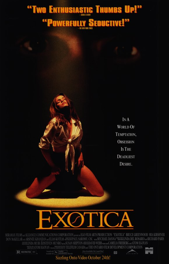 Poster Exotica (1994) - Poster 2 din 4 - CineMagia.ro