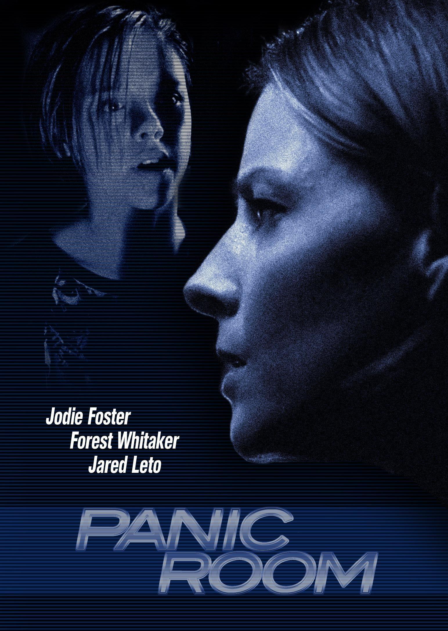 poster panic room 2002 poster camera de refugiu