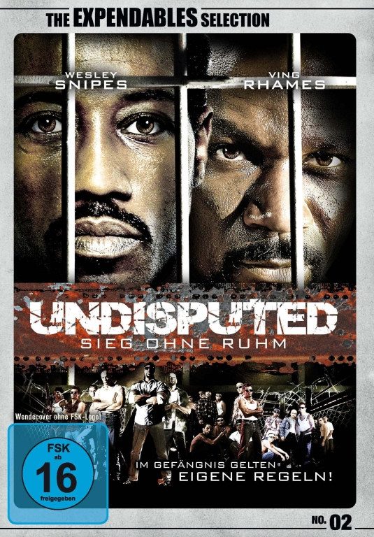Poster Undisputed (200...