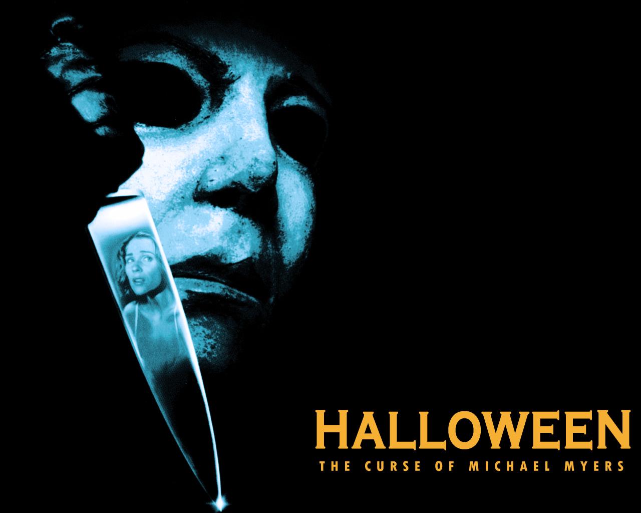 poster rezolutie mare halloween 6 the curse of michael