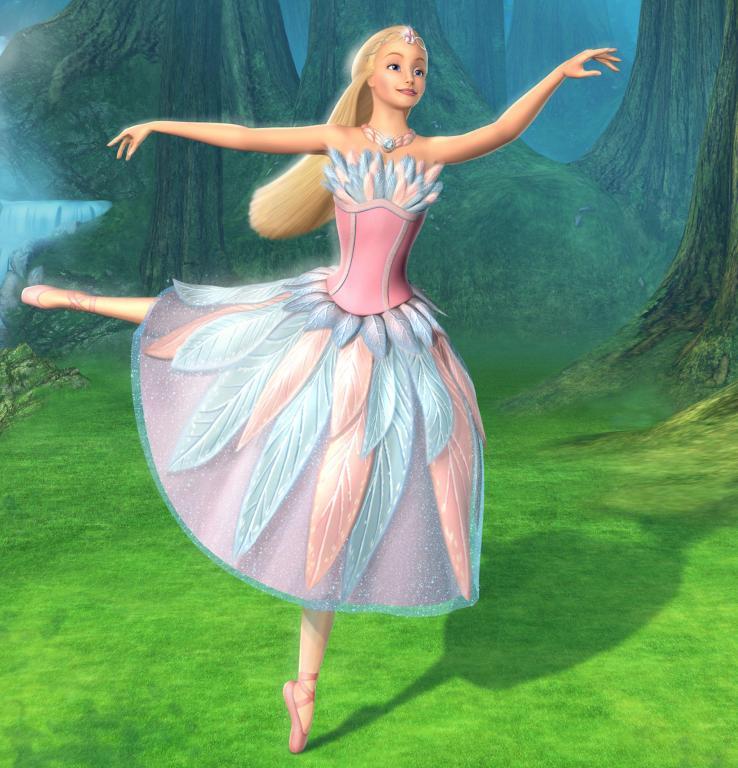 Barbie Schwanensee Odile