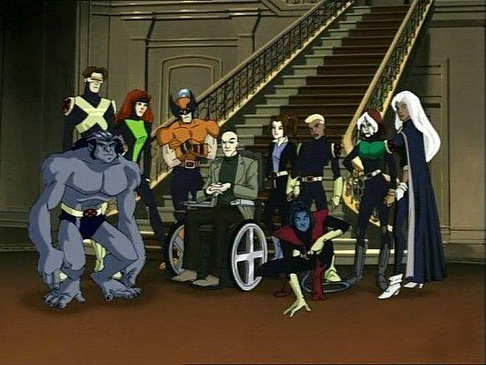 Imagini X-Men: Evoluti...