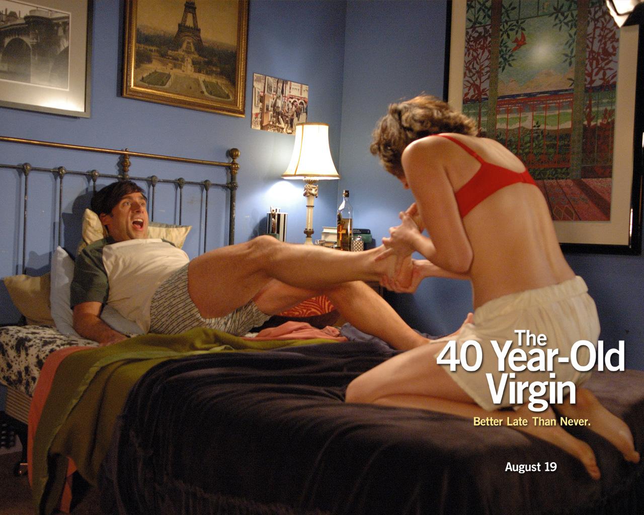 Старая дева порно