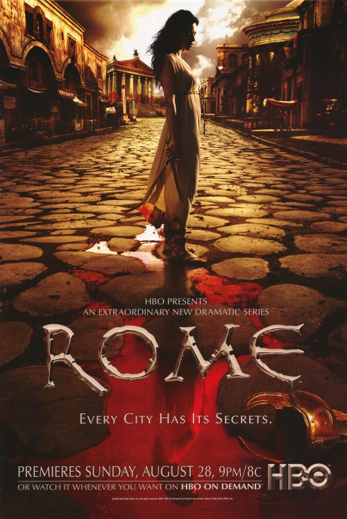Rome (TV Series 2005–2007) The Complete Series