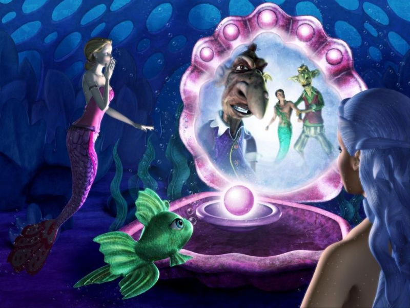 Imagini Barbie Mermaidia 2006 Imagine 5 Din 11