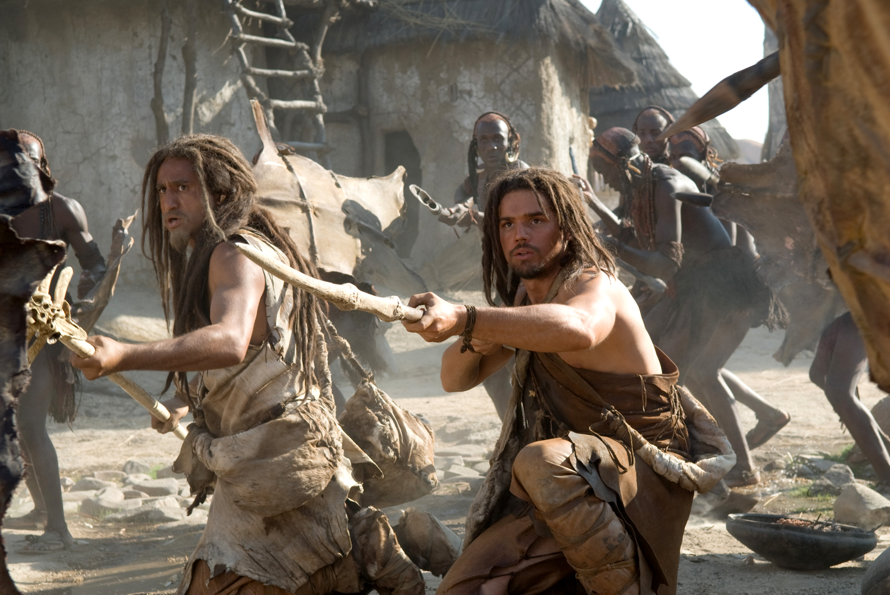 Images of 10000 Bc Imdb - #rock-cafe