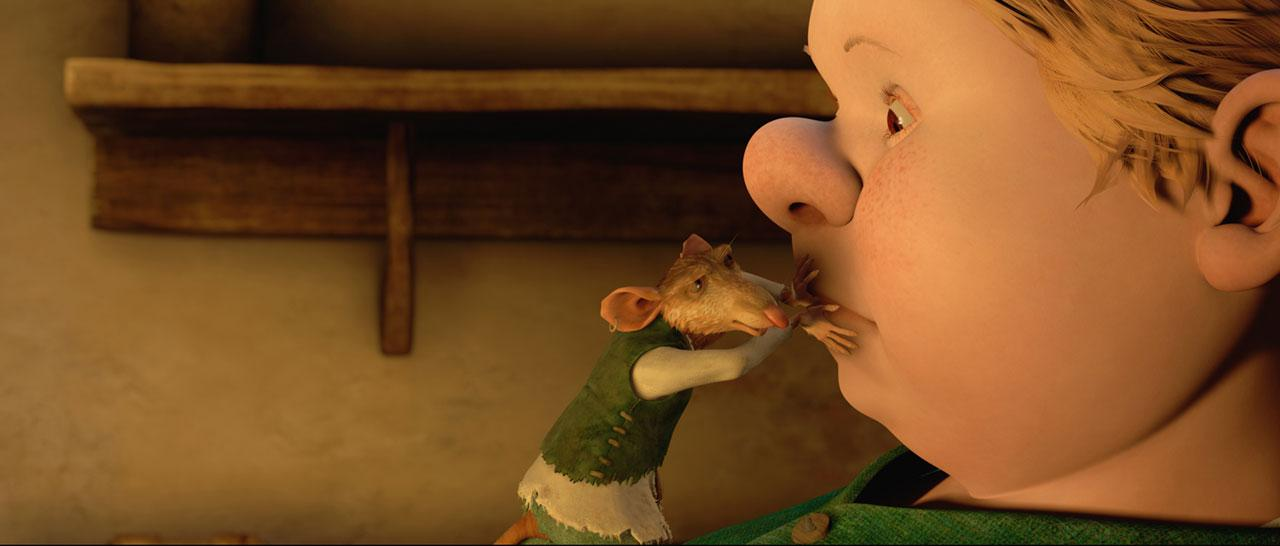 the tale of despereaux Touching, beautiful tale is an excellent family film read common sense media's the tale of despereaux review, age rating, and parents guide.