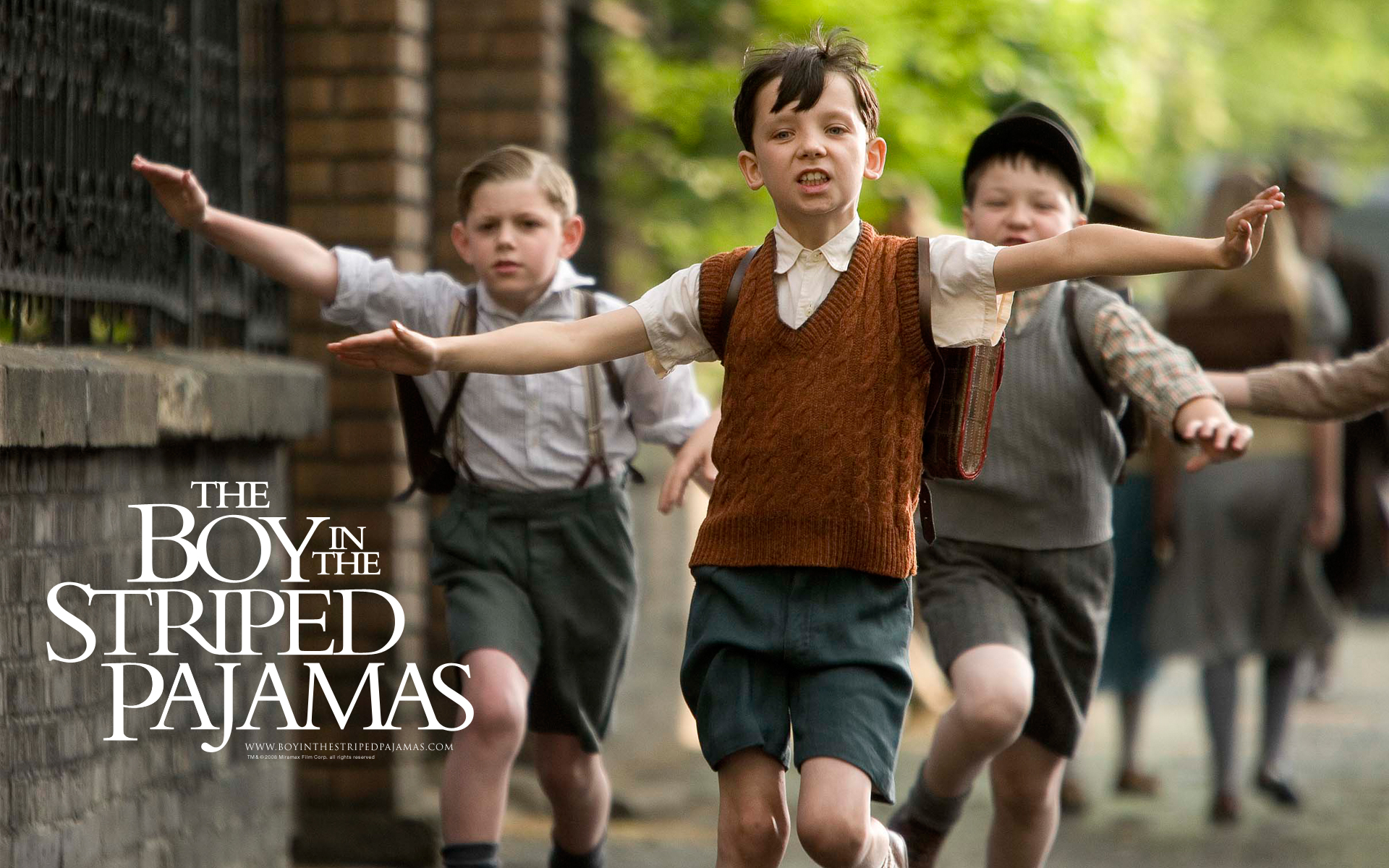 poster the boy in the striped pyjamas 2008 poster. Black Bedroom Furniture Sets. Home Design Ideas