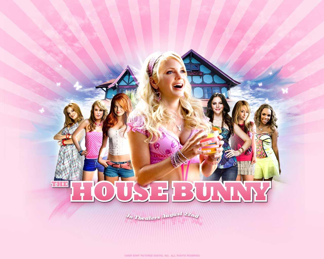 Poster The House Bunny (2008) - Poster Iepurașul casei ...